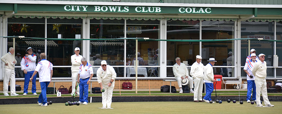 City Bowls Club Colac